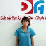Chị Bùi Thị Dung