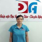 Chị Phạm Thị Lý