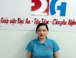 Chị Phạm THị Mai