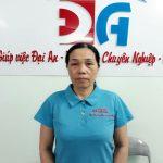 Cô Nguyễn Thị Cúc