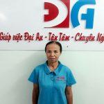 Cô Nguyễn Thị Thạo