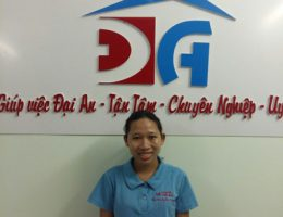 Chị Nguyễn Thị Tâm