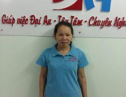 Chị Nguyễn Thị Tình