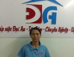 Cô Nguyễn Thị Huy