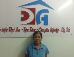 Cô Nguyễn Thị Liễu