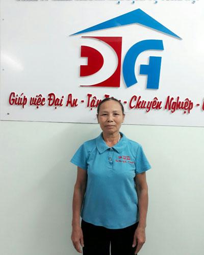 Cô Nguyễn Thị Vóc