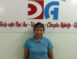 Cô Trần Thị Huyền