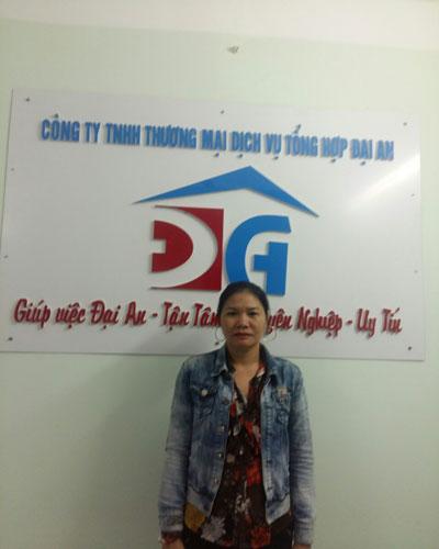 Chị Lý Ngọc Mai