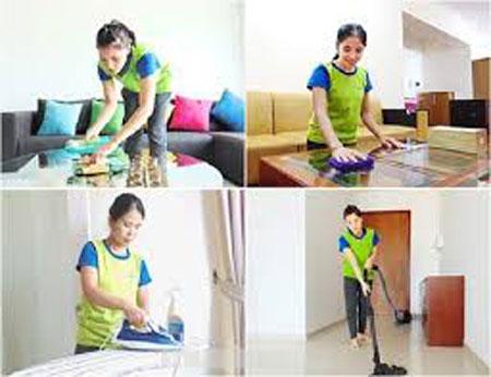 Giúp việc cho người nước ngoài trong khu đô thị Ciputra