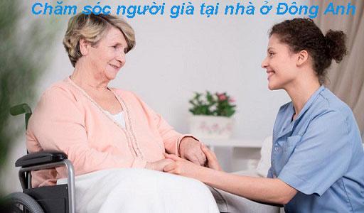 Chăm sóc người già tại đông anh chuyên nghiệp