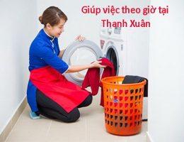 Giúp Việc Theo Giờ Tại Thanh Xuân Chuyên Nghiệp Uy Tín