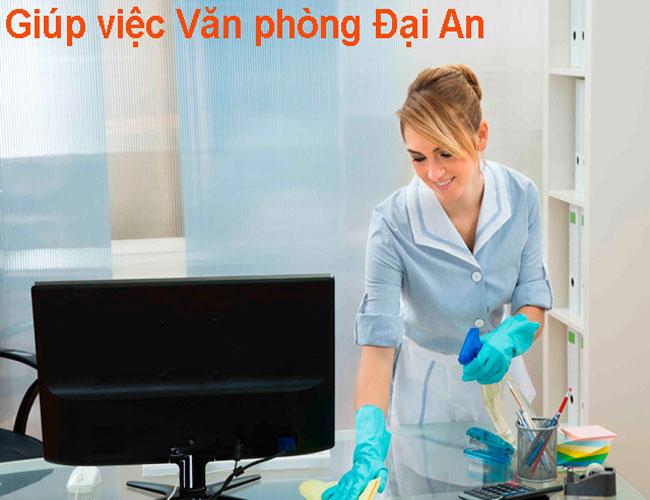 Tạp vụ văn phòng tại Hoàn Kiếm chăm chỉ