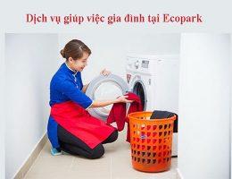 Giúp Việc Gia đình Tại ECOPARK
