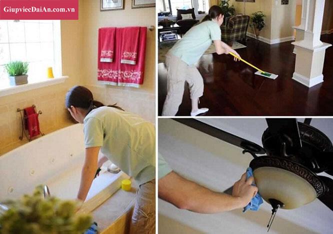 Dịch vụ dọn nhà ngày tết tại Hà Nội