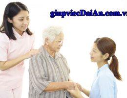 Giúp Việc Chăm Sóc Người Già Tại Thanh Trì